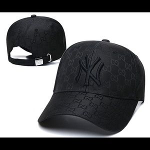 Custom Yankees Baseball Cap B Hat